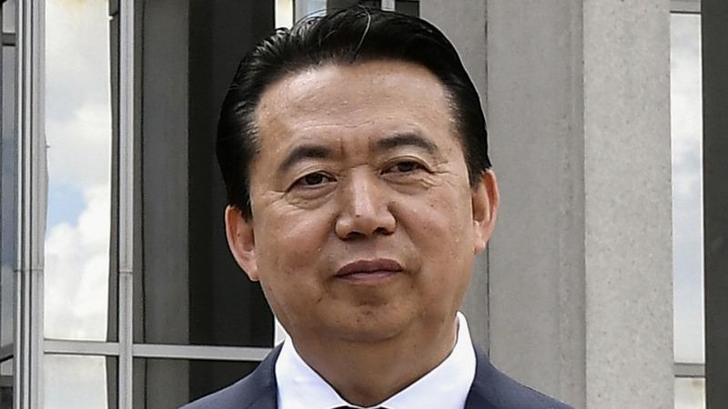 Missing Interpol chief under investigation: China