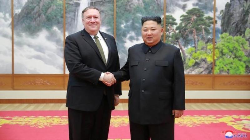 North Korea to let inspectors visit weapons sites