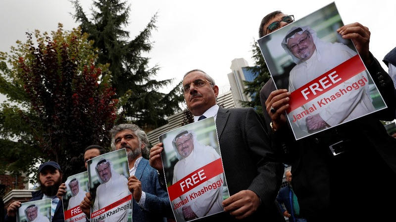 Accusations, denials in search for Saudi journalist