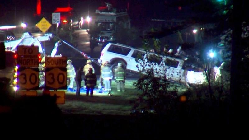 Friends, family killed in horrific limo crash