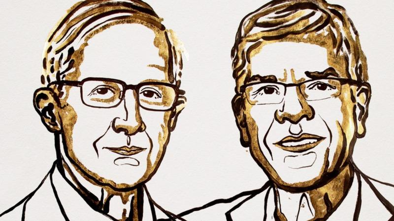 Nordhaus and Romer win Nobel Prize in Economics