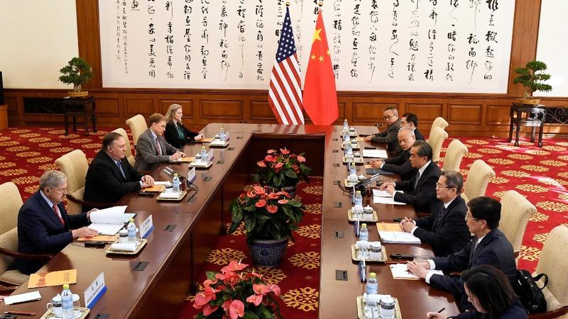 U.S.-China feud may erode progress on N. Korea