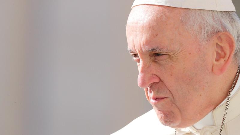 VERBATIM: Pope says Devil is dividing church
