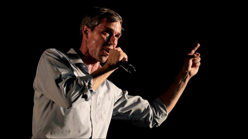 Cruz fights to stave off O'Rourke in Texas race