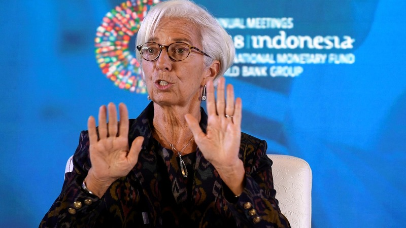 Trade wars could chill global growth - IMF