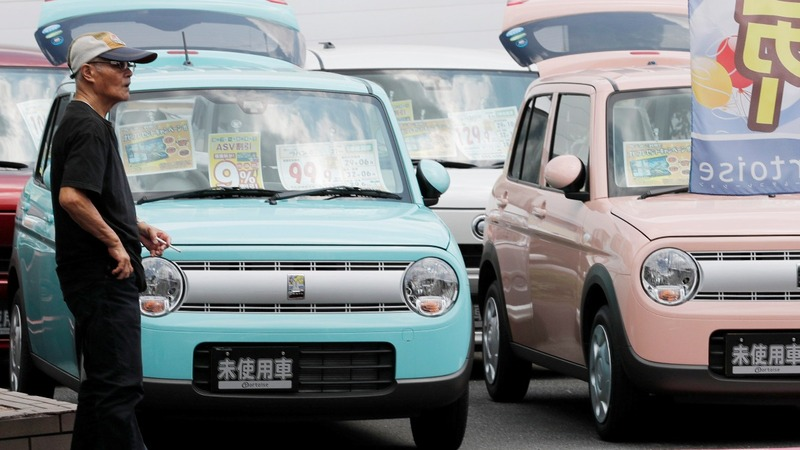 Safety is key for Japan's older drivers