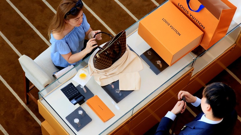 Luxe brands, take heart - China is shopping again