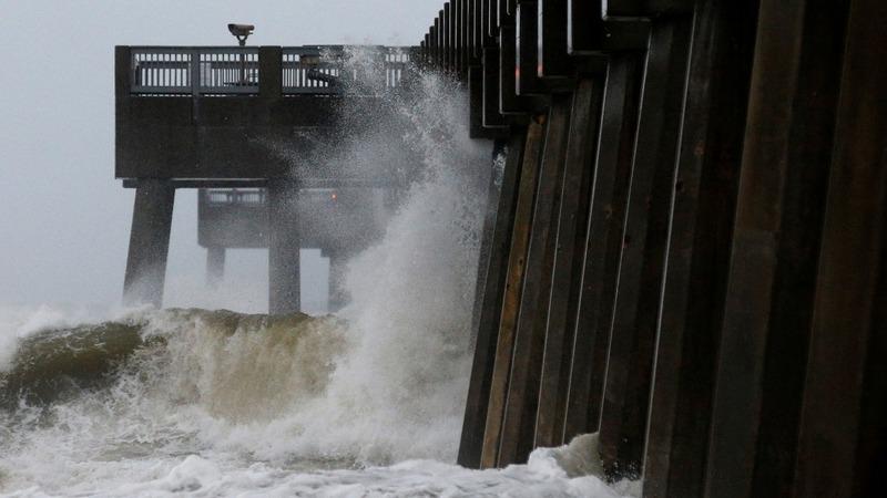 'Hurricane of the worst kind' slams Florida
