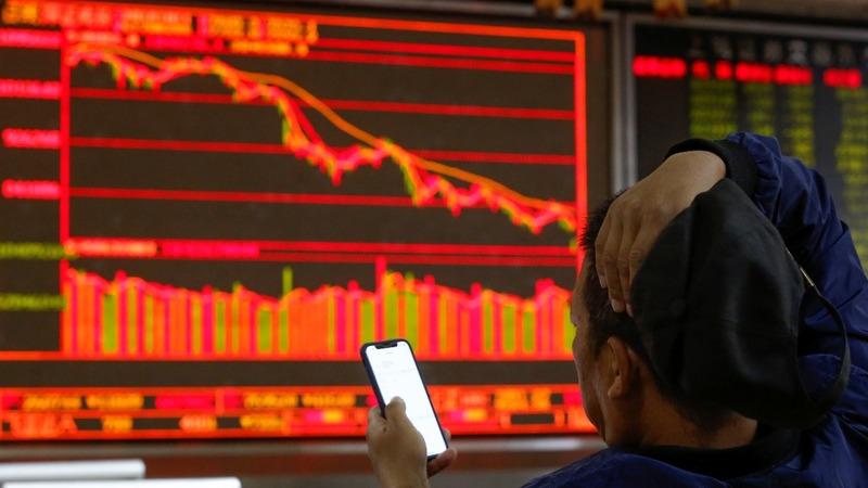 Global shares plummet after Wall Street rout