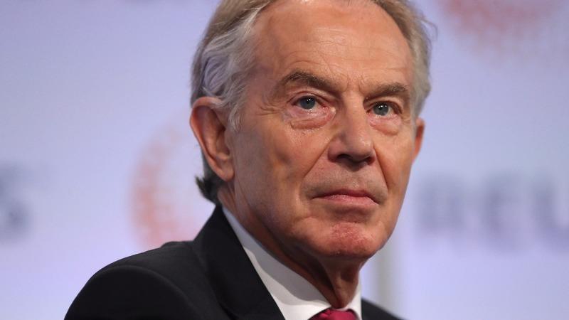 VERBATIM: Blair calls for Brexit 'people's vote'