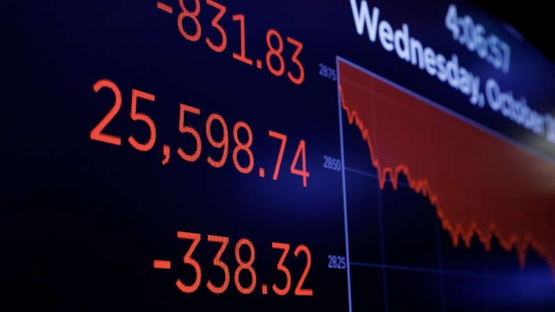 Wall St suffers more loss after massive selloff