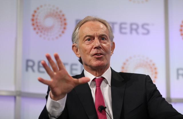 Tony Blair says the western world must be ready for China's rise