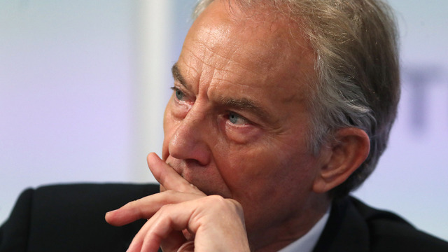 Reuters Newsmaker: Tony Blair