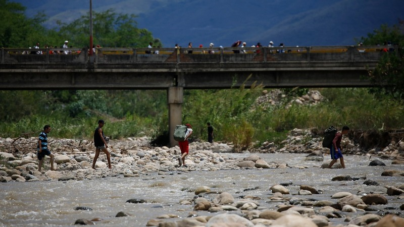 Challenges for Venezuelan migrants: smugglers to harsh terrain
