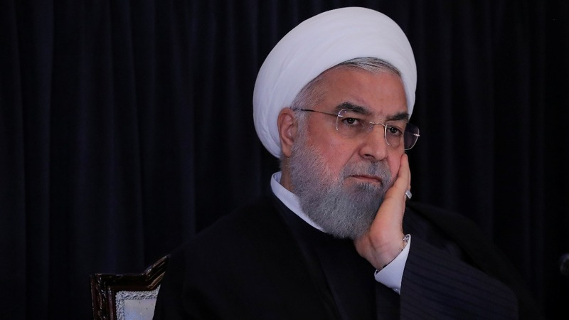 U.S. wants regime change in Iran - Rouhani