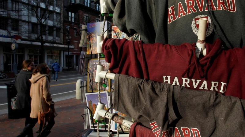 Protesters hold rallies ahead of Harvard bias trial