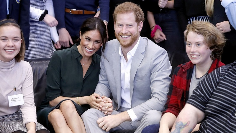 Prince Harry and Meghan expecting first baby