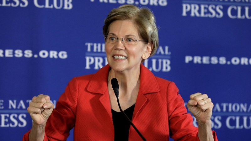 Sen. Warren releases DNA test results