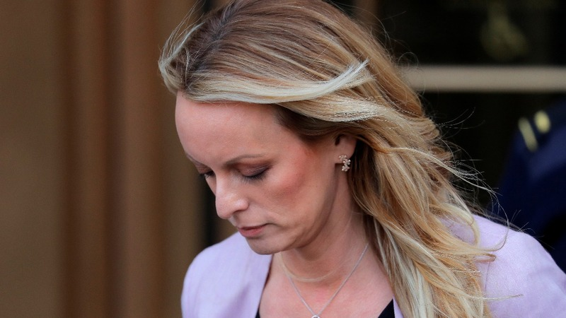 Judge dismisses Stormy Daniels lawsuit against Trump