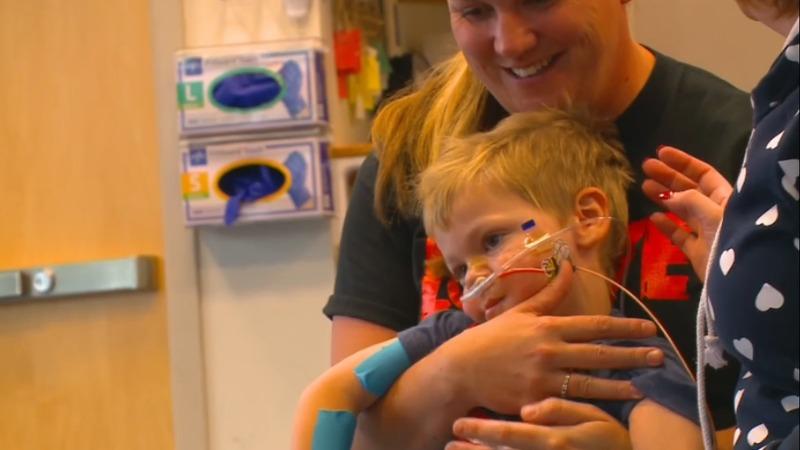 'Polio-like' illness spreads to 22 states