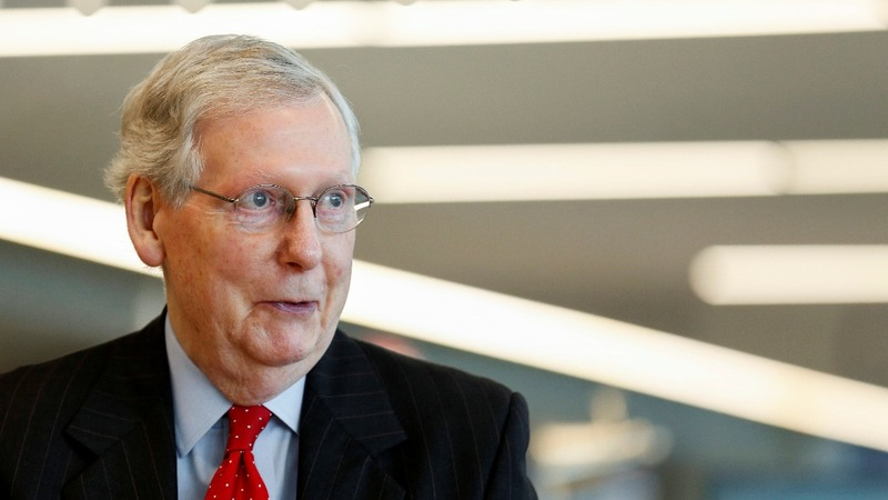 McConnell: 'China 'has been eating our lunch'