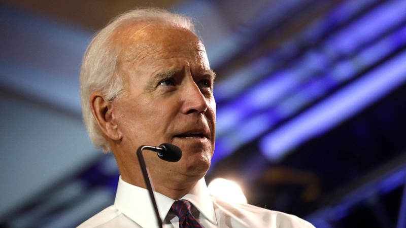 Biden on Trump's 'love affair with autocrats'