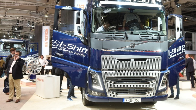 Why trucks trump cars for European investors