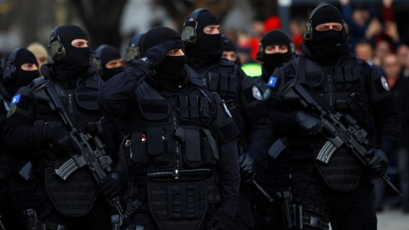 Kosovo militarizes over guardian NATO's objection