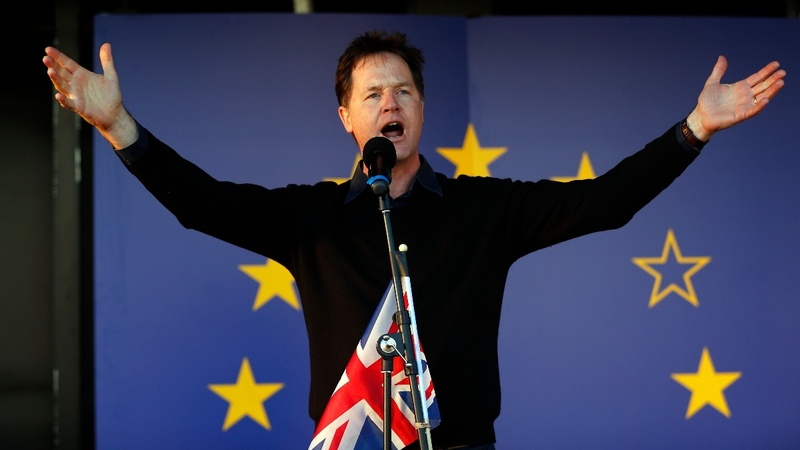 Facebook's new PR chief? Britain's ex-deputy PM