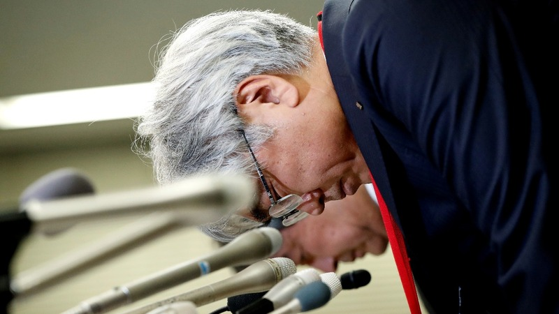 Japan firm admits using faulty quake shock tech