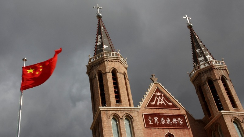 Vatican deal blurs the line for China's Catholics