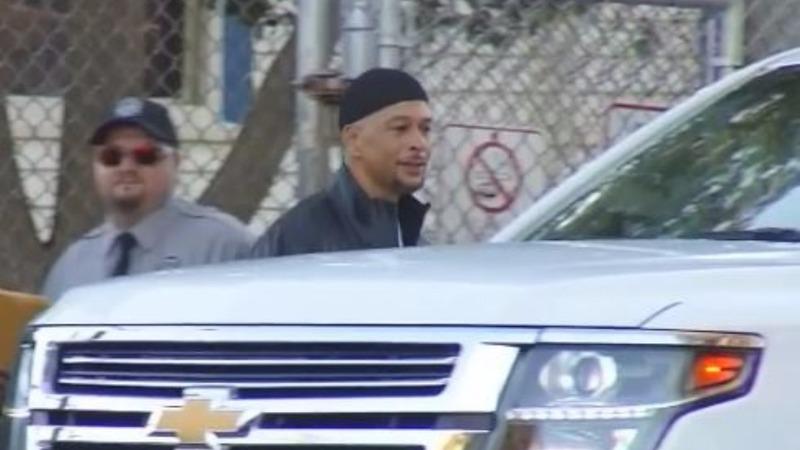 Former NFL player released after 1999 murder plot