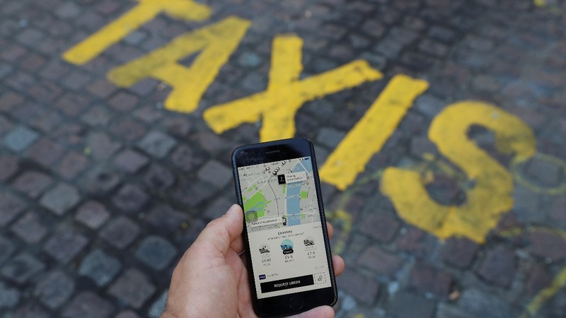 Uber to make London its first all-electric city