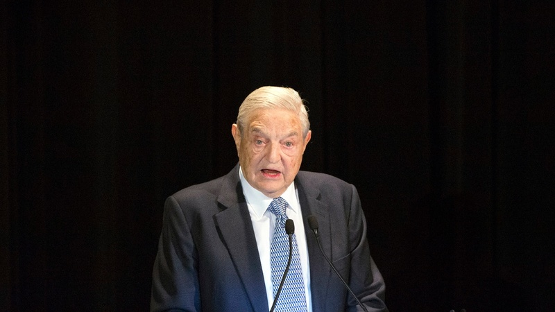 Suspected explosive device found at Soros' home