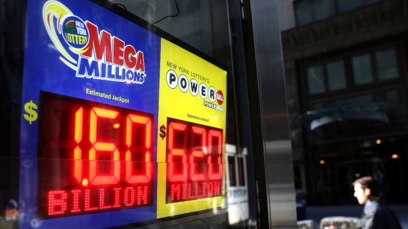 Lottery hopefuls dream big ahead of $1.6B lottery draw