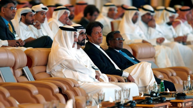 Pakistan gets Saudi bailout, still seeks IMF help