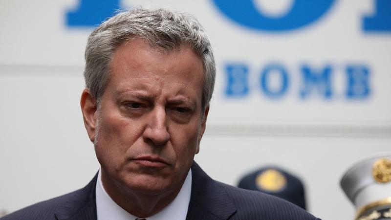VERBATIM: Packages 'an act of terror' -NYC mayor