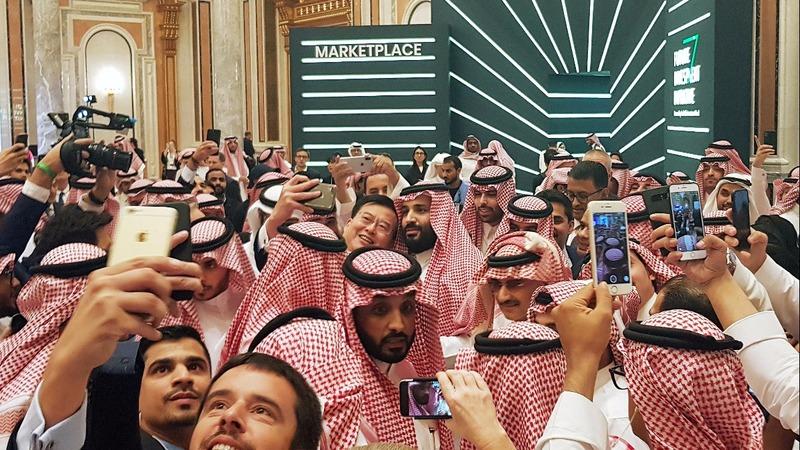 Khashoggi case overshadows Riyadh forum