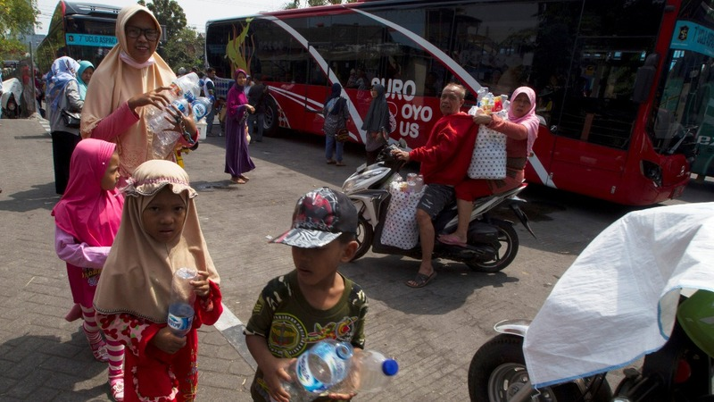 Indonesia hops on board new recycling for rides scheme