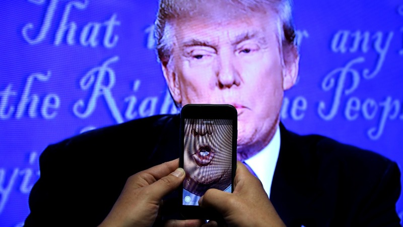 Chinese spies listen in on Trump's phone: NYT