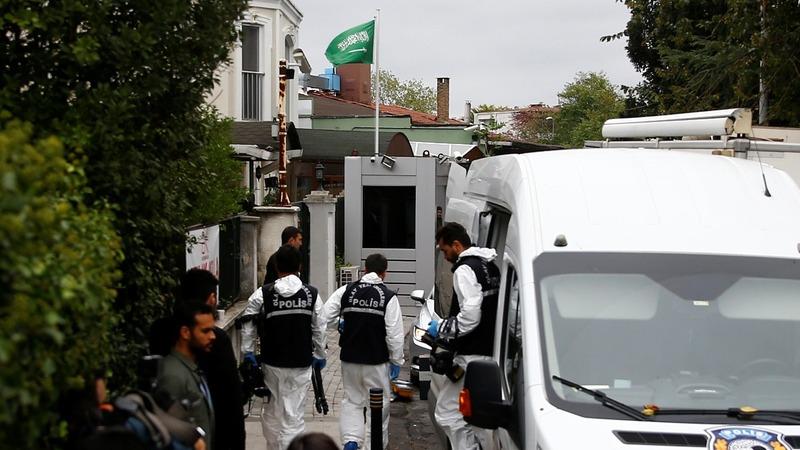 CIA director heard recording of Khashoggi killing