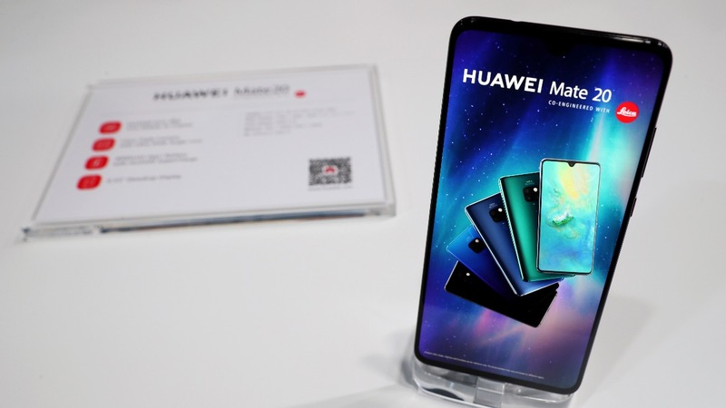 China says Trump may need a Huawei instead of iPhone