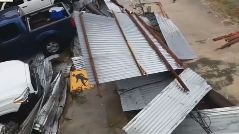 U.S. Pacific Islands devastated by Typhoon Yutu