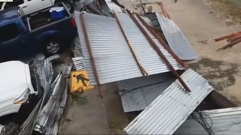U.S. Pacific Islands devastated by Typhoon Yutu