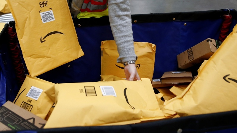 Amazon, Alphabet miss sales forecast