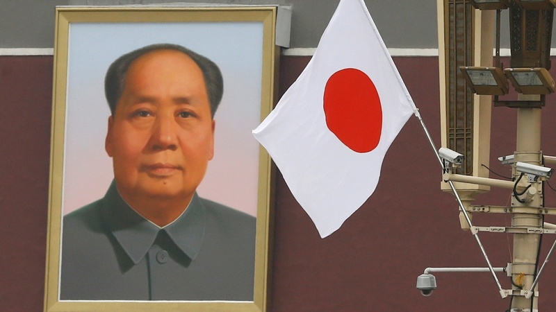 Japan and China meet at 'historic turning point'