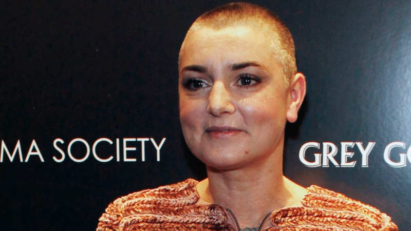 Singer Sinead O'Connor converts to Islam