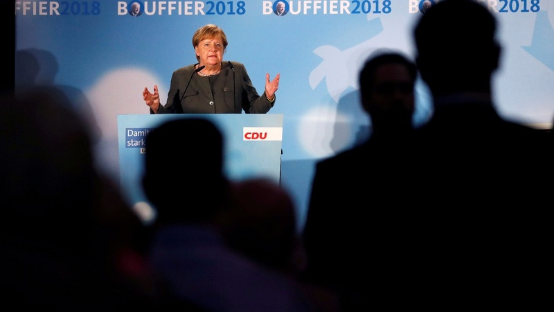 Local poll could spell double trouble for Merkel