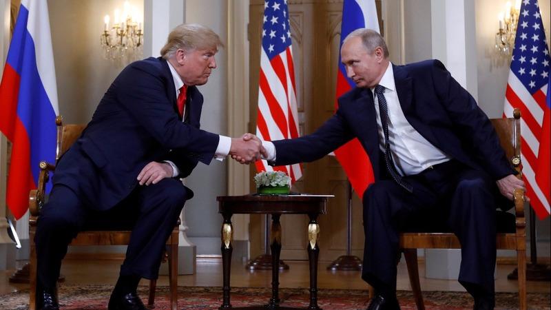 White House invites Putin to Washington