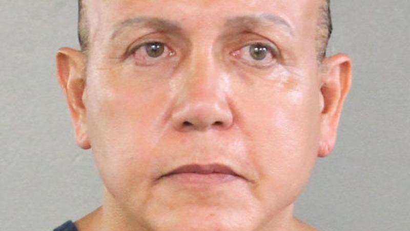 Suspect charged after bombs sent to Trump critics